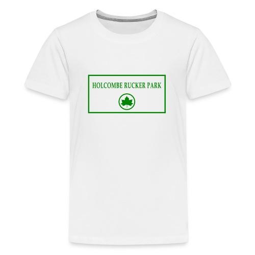 RuckerPark - Maglietta Premium per ragazzi