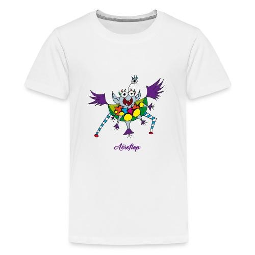 Aéroflop - T-shirt Premium Ado