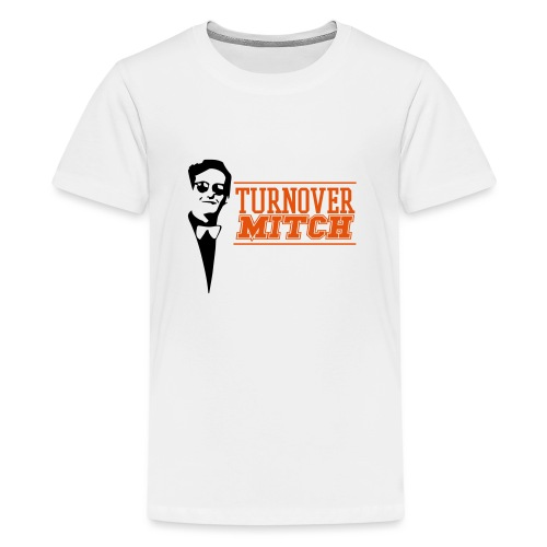 TurnoverMitch - Teenager Premium T-shirt