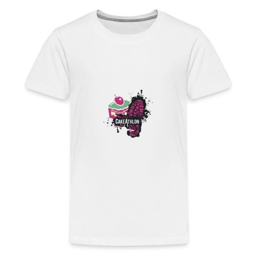 Team OA CakeAthlon - Teenage Premium T-Shirt