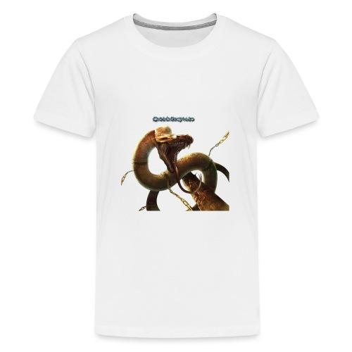 Snake - T-shirt Premium Ado