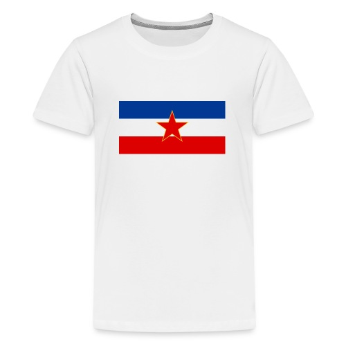 Socialist Federal Republic of Yugoslavia (1945- - Teenage Premium T-Shirt
