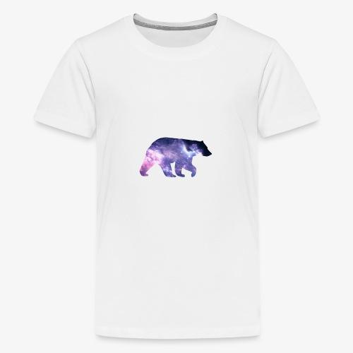 Palascu Bear - Teenage Premium T-Shirt