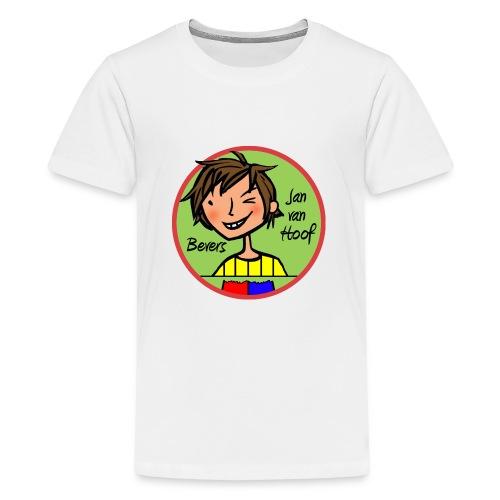 Bever Insgine Kleur - Teenager Premium T-shirt