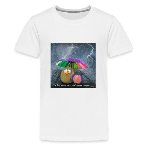 Rusty geht raus - Teenager Premium T-Shirt