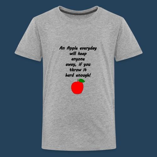 Apple Doctor - Teenager Premium T-Shirt
