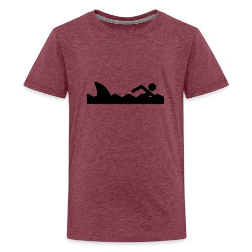 Haifischfutter - Teenager Premium T-Shirt