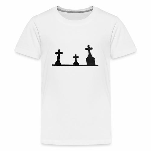 Tri-croix - T-shirt Premium Ado
