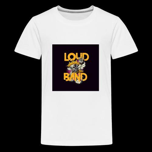 logo-chapas - Camiseta premium adolescente