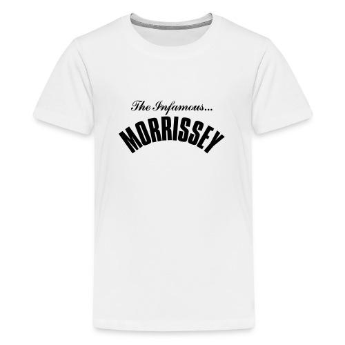 InfamousMoz - Premium T-skjorte for tenåringer
