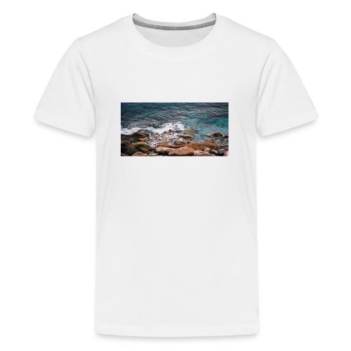Handy Hülle Meer - Teenager Premium T-Shirt