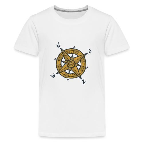 compas - Teenager Premium T-shirt