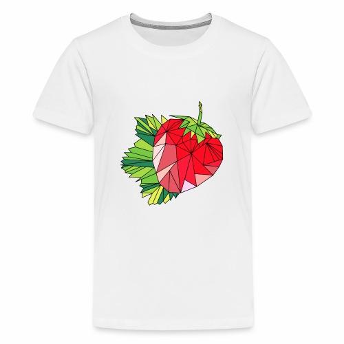 Sweet strawberry - Koszulka młodzieżowa Premium