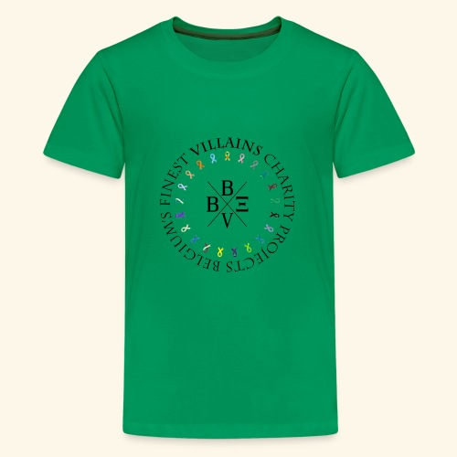 BVBE Charity Projects - Teenage Premium T-Shirt