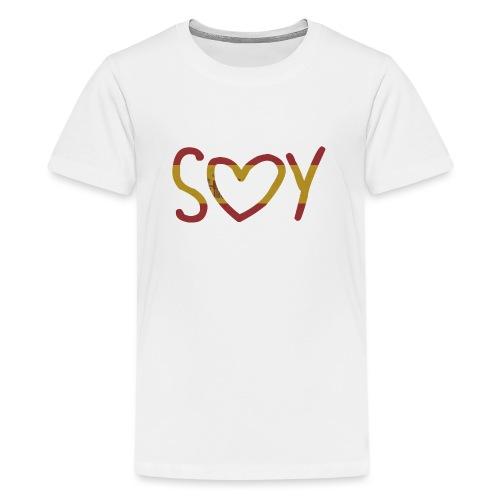 SOY ESPANA - T-shirt Premium Ado