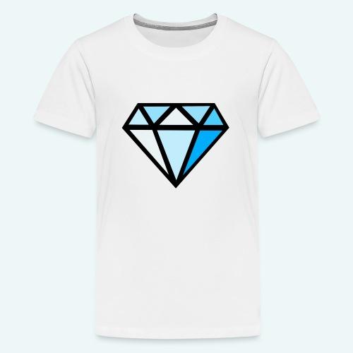 FCTimantti logo ilman tekstia - Teinien premium t-paita