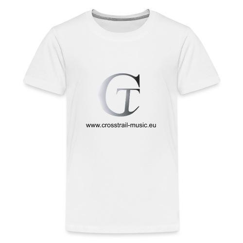 Crosstrail Music - Teenager Premium T-Shirt