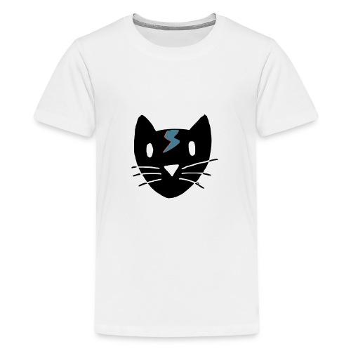 Chat Bowie - T-shirt Premium Ado