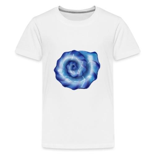 Galaktische Spiralenmuschel! - Teenager Premium T-Shirt