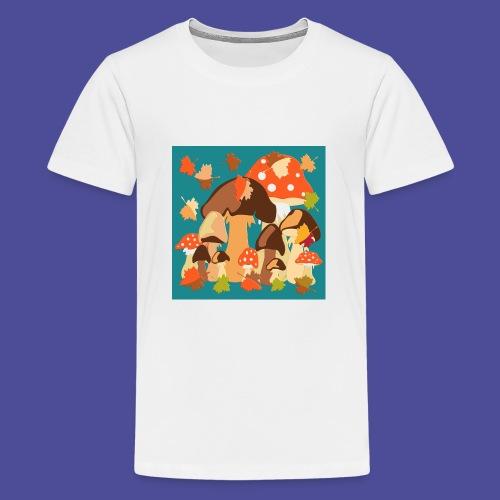 Pilze - Teenager Premium T-Shirt