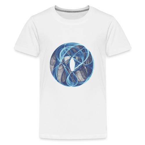 Winds of the Heart 10051ice - Teenage Premium T-Shirt