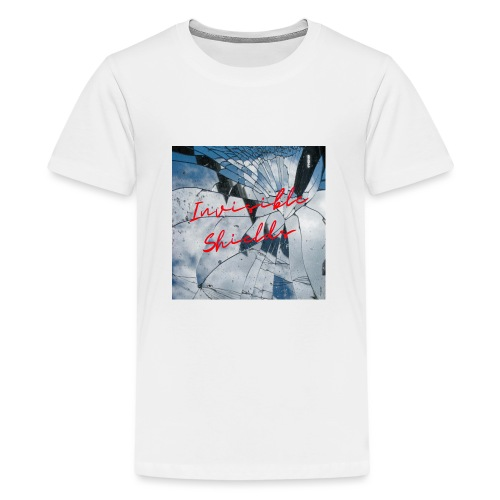 Invisible Shields - Teenager premium T-shirt