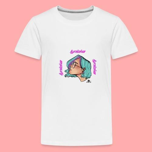 Lynioka Purple Up - T-shirt Premium Ado