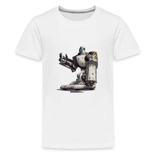 The S.H.I.E.L.D. Robot! - Teenager premium T-shirt