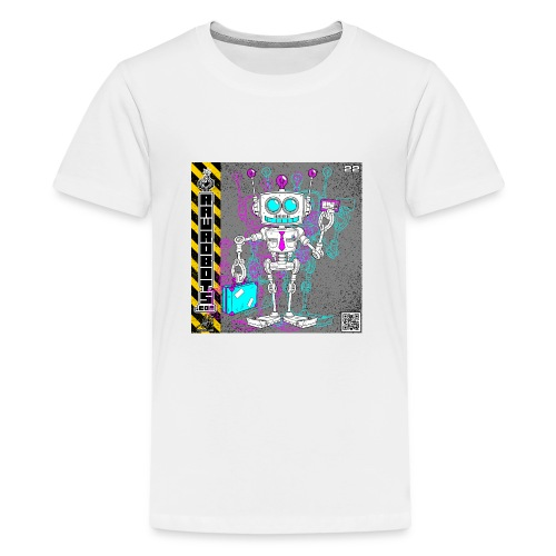 The S.A.L.E. Robot! - Teenager premium T-shirt