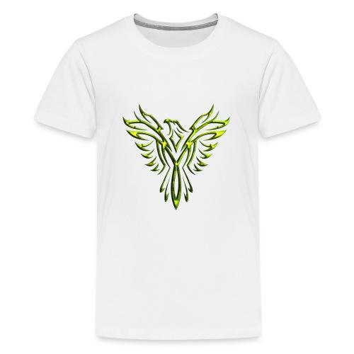 Phoenix - Premium-T-shirt tonåring