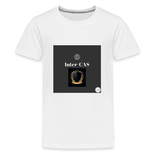 Inter-CAS Mention Safty - Teenager Premium T-Shirt