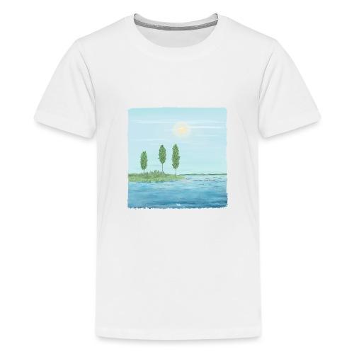 zomertijd - T-shirt Premium Ado