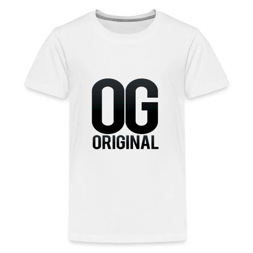 OG as original - Teenage Premium T-Shirt
