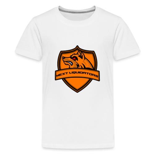 Next Liquidators iphone wallpaper png - Teenager Premium T-shirt