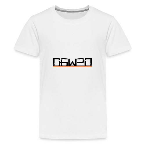 DGWPD Logo 1 - Teenager Premium T-Shirt