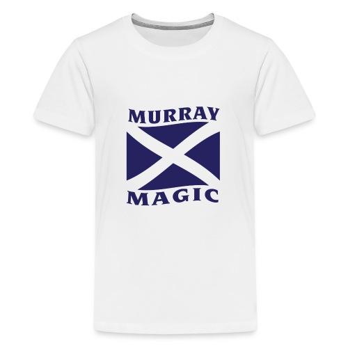 Murray Magic - Teenage Premium T-Shirt