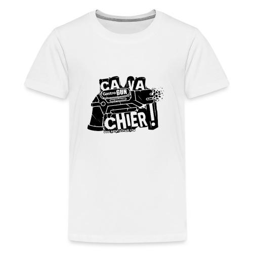 gastrogun - T-shirt Premium Ado