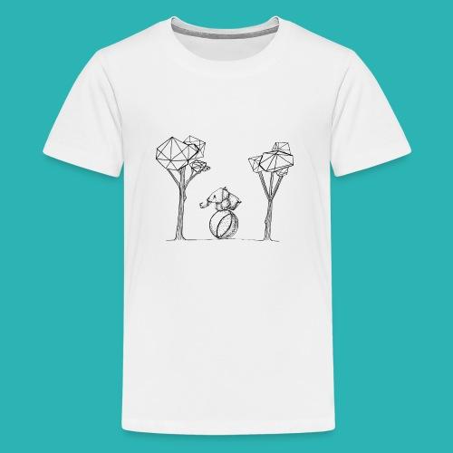 Rotolare_o_capitombolare-01-png - Maglietta Premium per ragazzi