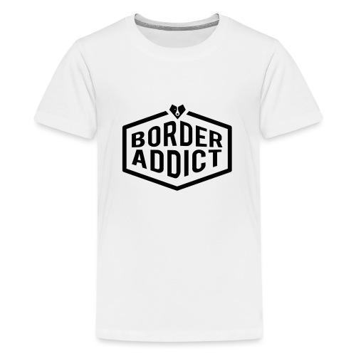 Border Addict - T-shirt Premium Ado