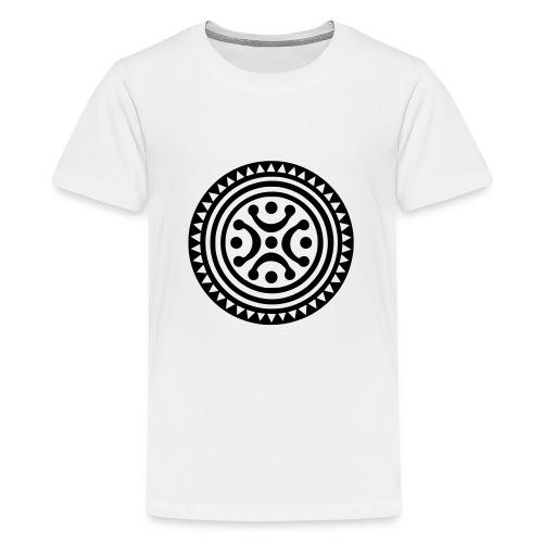 Estela cántabra - Camiseta premium adolescente