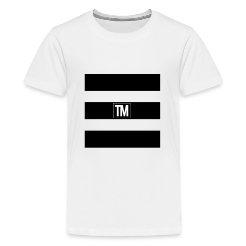 bars - Teenage Premium T-Shirt