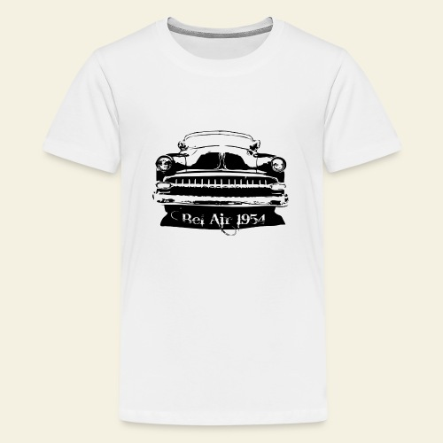 bel air 54 - Teenager premium T-shirt