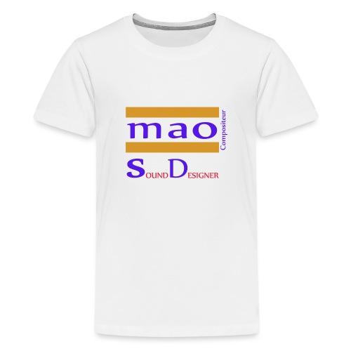 design boutique mao compo - T-shirt Premium Ado