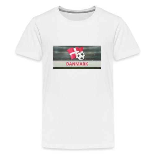 VM 2018 - Teenager premium T-shirt