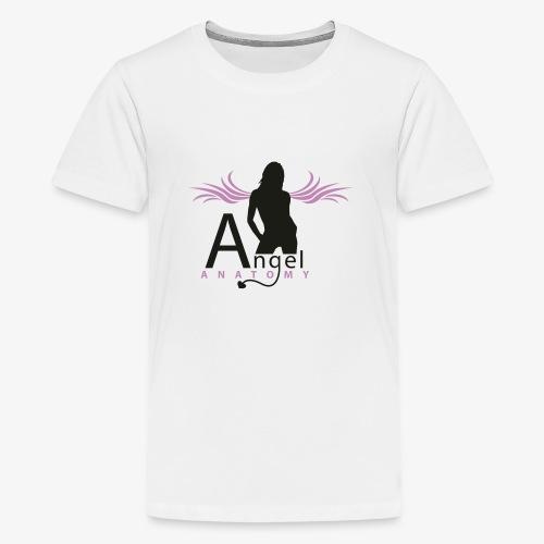 angel anatomy - T-shirt Premium Ado