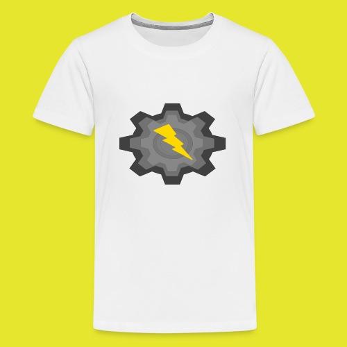 kugg - Premium-T-shirt tonåring