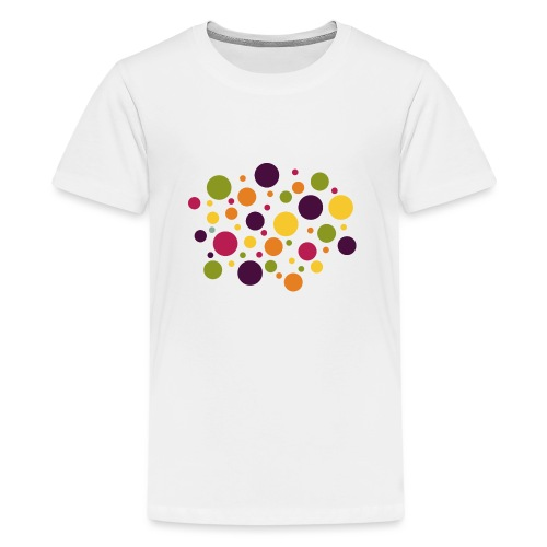 Dots are the new stripes - Teenager Premium T-Shirt