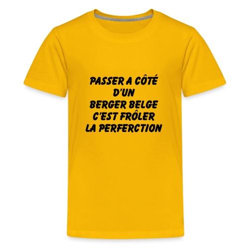 Frôler la perfection - T-shirt Premium Ado