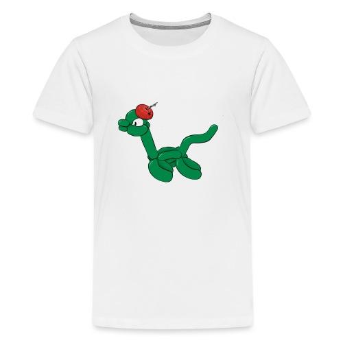 Balloon Nessie - Teenage Premium T-Shirt