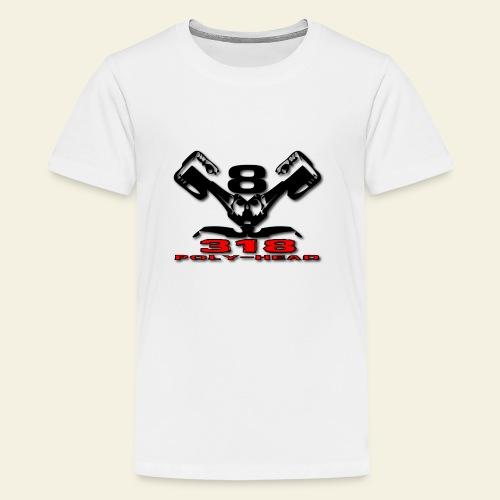 318p v8 - Teenager premium T-shirt